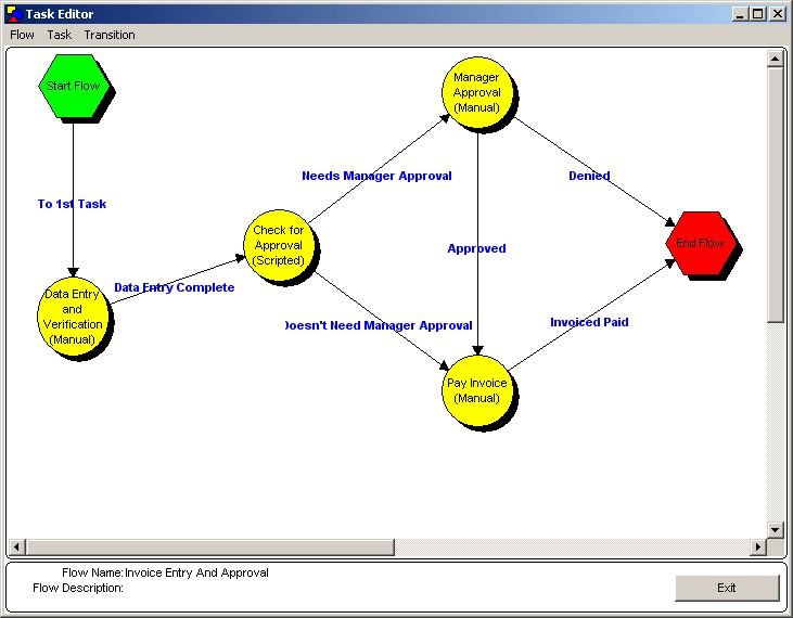 Workflow Task Editor (click image to enlarge)
