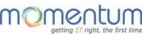 Momentum logos(2) 200x55